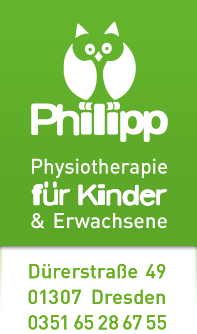 Philipp - Physiotherapie für Kinder und Erwachsene - Dürerstraße 49, 01307 Dresden - Tel. 0351 65 286 755